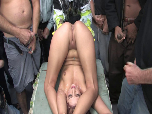 American Gokkun Part 4 [2007,Bukkake,Swallow,Gokkun,Multiple Cumshots]