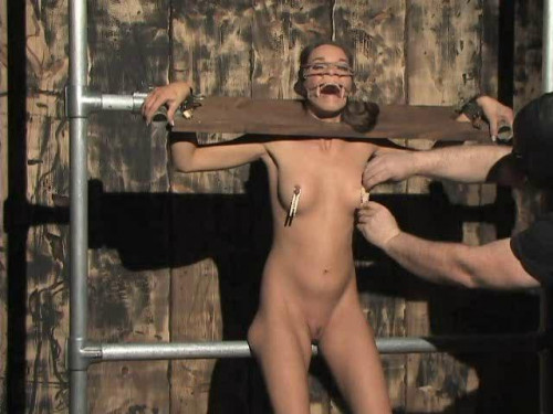 Beautifull Unreal Gold Perfect New Hot Collection Of Strict Restraint. Part 3. [2020,BDSM]