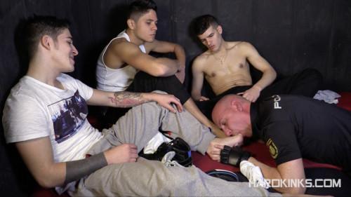 HK - Adrian Yuyu, Izann, Raul Male, Sergio Mutty