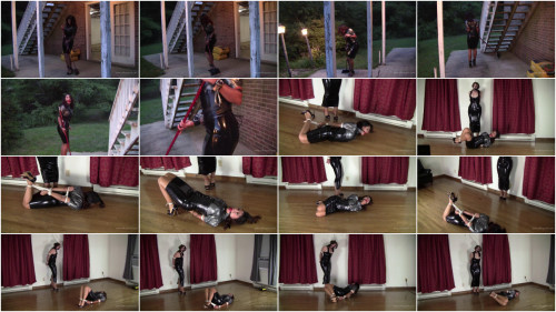 Enchantress Sahrye & Elizabeth Andrews - Latex Perils