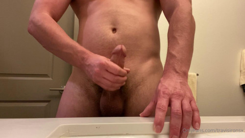 Only Fans - Travis Irons part 2 [Gay Solo]