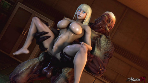Samus and The Unknown Planet Vol 3 [Anal,Big Ass,Hardcore]