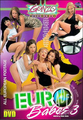 Euro Babes vol.3 [1999,Retro,Metro,Scene 1. Cassandra Wild,Feature,Retro,Anal]