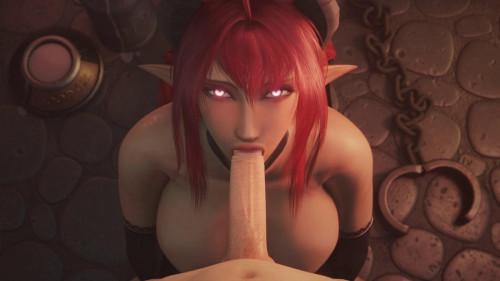 Succubus [2021,All sex,3D]