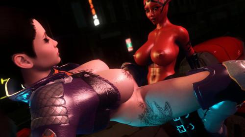 Asari [2020,All sex,3D]