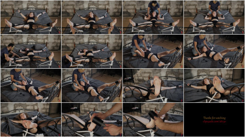 Bdsm Most Popular Merciless tickling of youthful and fascinating Alevtina