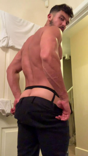 Mr Muscle Only Fans part 2 [2020,Gay Solo]