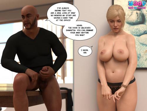 Y3DF - Circle vol 1-9 [y3df,blackmail,cheating]