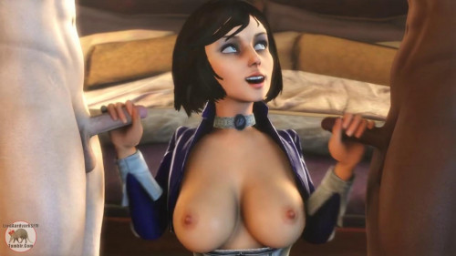 Bioshock Fuck Collection [2018,Anal,Big Ass,Squirt]