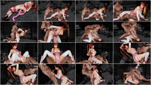 Shinobu Kasumi - Capture & Disgrace