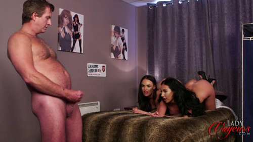 Lady Voyeurs Porn Video Collection Vol1 [Full-length films,Masturbation,Voyeur]
