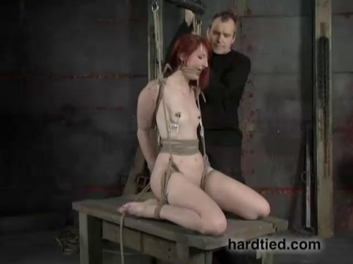 Mega New Exclusive Beautifull Unreal Cool Collection Of Hard Tied. Part 3. [2019,BDSM]