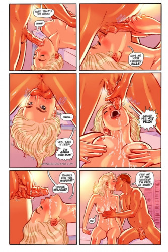 Swinging Island vol 2 [ffm threesome,shibari,sex toys]