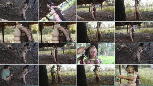 Outdoor Afternoon Agony for Lexi Lane - Part 3
