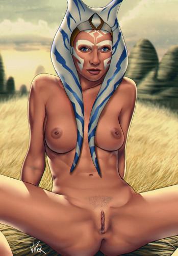 Viiper Art [viiperart,3D Porn Comic,western imageset]