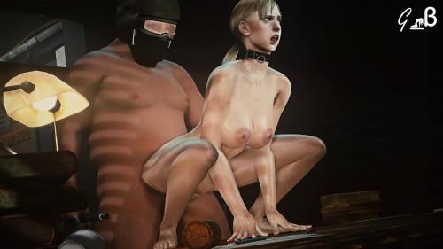 Jill anal [2019,3D,All sex]