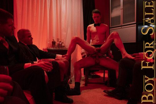 BFS - Boy Cole - Chapter 5: Auction Party Favor - The Buyer's Night