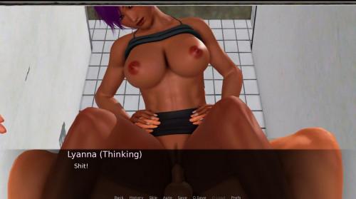 Naughty Lyanna New Version 0.13 a
