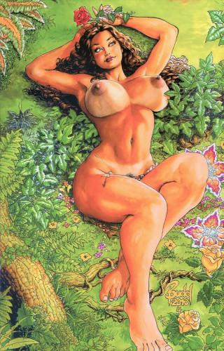 Cavewoman Huge Collection [budd root,bikini,big ass]
