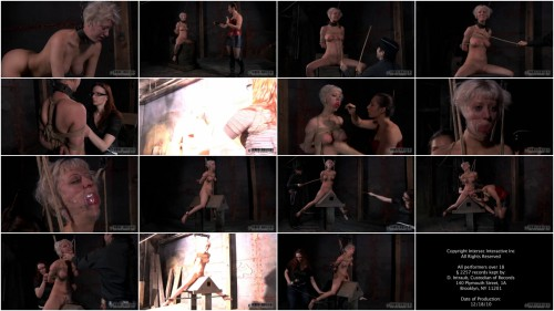 RealTimeBondage - 2011-02-05 - Merry Clitmas, Part 3 -  Cherry Torn