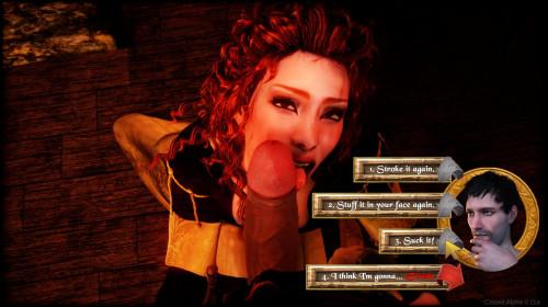Battle for Luvia vol 1 [ADV,Dating Sim,Vaginal Sex]