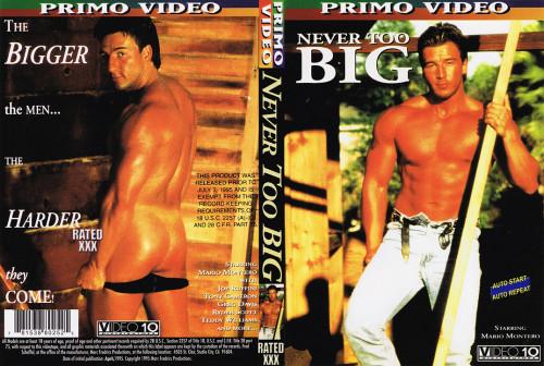 Never Too Big