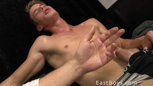 Eastboys - Alexander Dorch - Exclusive Handjob Part 2