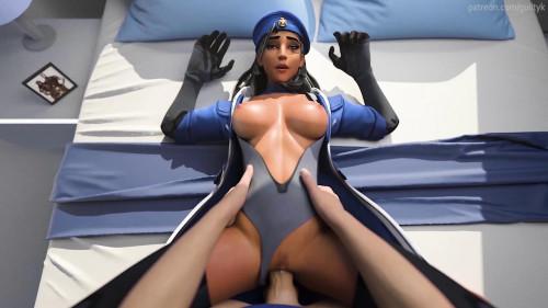 Good Ol' Days [2020,All sex,3D]
