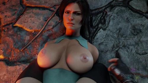The Rope Dude - Lara Capture - Full HD 1080p