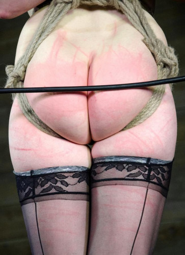 Hot punishment for super bitch