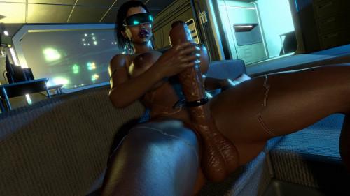Cyborg scene 1 [2020,All sex,3D]