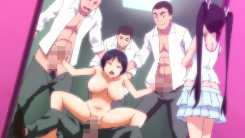Kono kaisha... nanika okashii! Ep.01 [2021,Big Breast,Oral,Group]