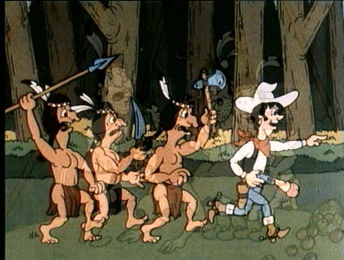 Cartoon about sex in the Indian tribe [1977,Hardcore,Cartoons,Animation]