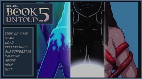 Book 5: Untold Legend Of Korra Ver. 1.0 [2020,Blowjob,Oral,Male hero]