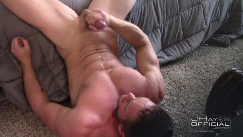 Jordan Hayes aka Jax part 2 [Gay Solo]