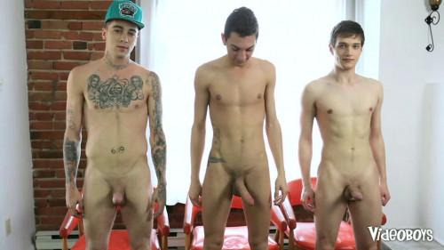 VideoBoys - Luda Wayne, Simon Archer & Seth Corrigan
