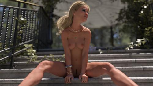 Xide Artwork [stockings,lesbian,sexy girl]