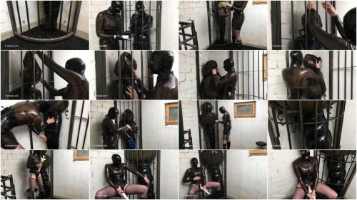 Rubber Prison - Anna Rose and Lea Anderson