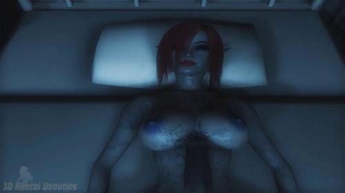 Nurse The Demonic Cock [2015,Demon.,Titjob,Straight]