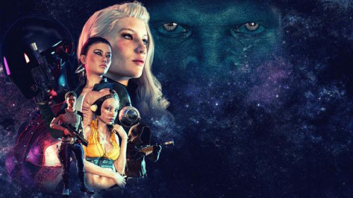 SWe1 The Warrior's Heart [Sci-fi,ADV,3DCG]