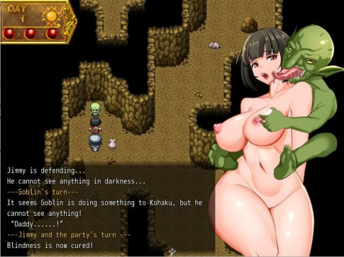 Nymphomania Priestess Version 0.30 Fixed [2020,2DCG,Male Protagonist,All sex]