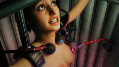 Jill Tickled [2021,All sex,3D]