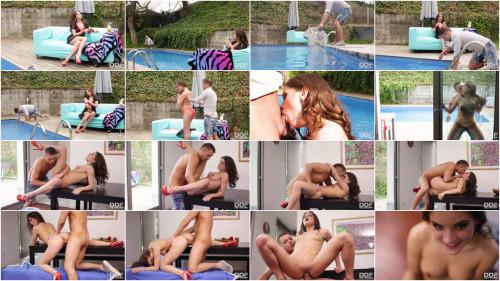 Evelina Darling - Escort Seduces Pool Boy (2018)