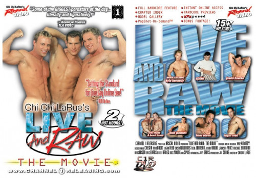 Live And Raw The Movie