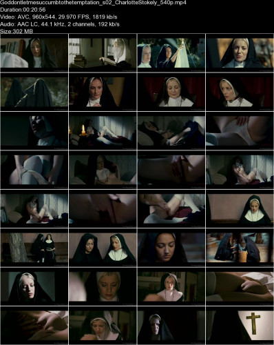 Confessions Of A Sinful Nun(2017/540p)