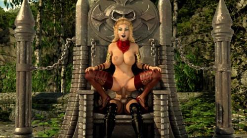 Futa Erotica - Enchanted Forrest - HD 720p