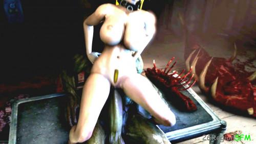 Samus Toy for Mutants [2018,Cumshot,Big Ass,Big Breasts]