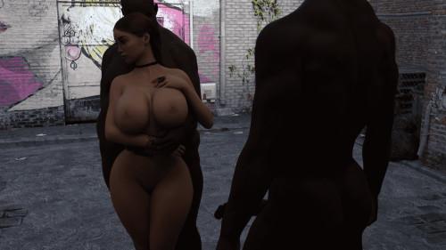 Elf3D Collection [anal sex,pregnancy,3dcg]