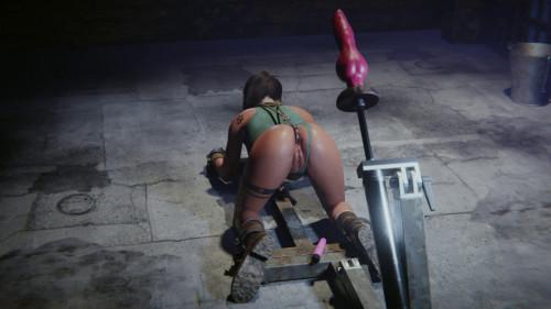Lara in Trouble scene 2 [2019,All sex,3D]