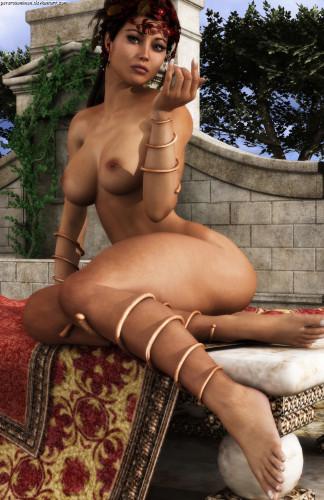 Deviantart lynxander's collection 3D [3d,uncensored,swimsuit]